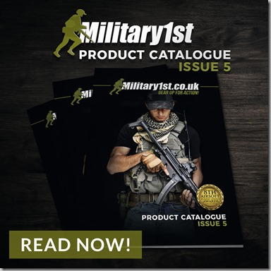 Military 1st Product Catalogue Issue 5 Instagram