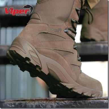 Viper Covert Boots insta