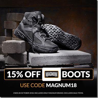 Magnum Sale 2018 Instagram