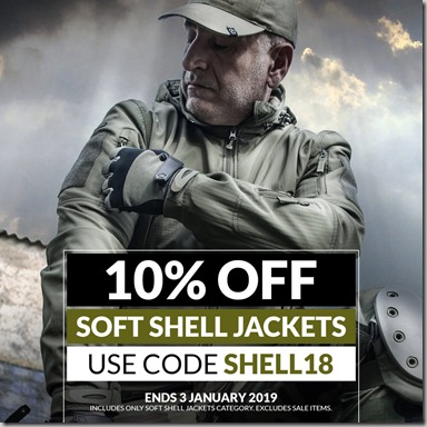 Soft Shell Jackets Sale 2018 Instagram