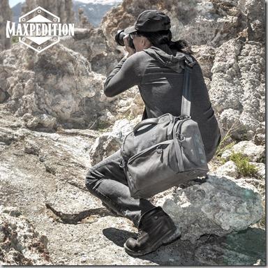 Maxpedition Solstice Camera Shoulder Bag insta