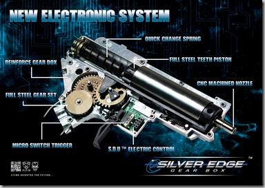 eSilver Edge poster
