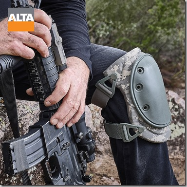 Alta Tactical AltaFlex Knee Pads AT-Digital 1 insta