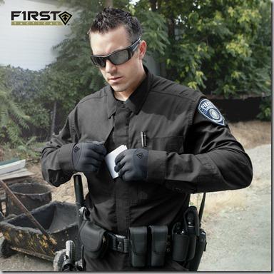 First Tactical Men's Tactix Long Sleeve BDU Shirt insta