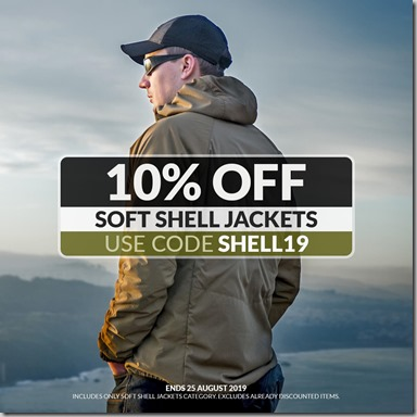 Soft Shell Jackets Sale 2019 Instagram