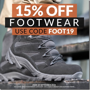 Footwear Sale 2019 Instagram