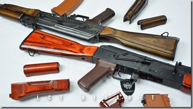 LCKM Handguard Set-2