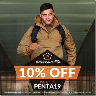 Pentagon Sale 2019 2 Instagram