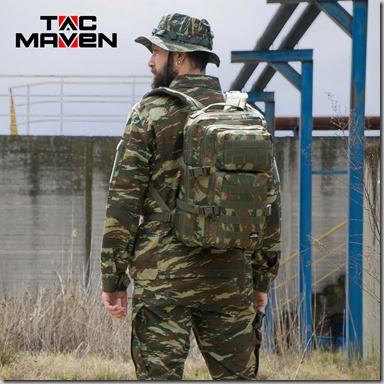 TAC MAVEN Assault Backpack Small insta