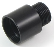 CNC Machined 16mm to 14mm CCW Thread Adapter 2