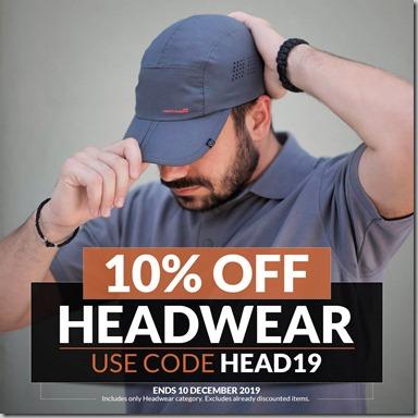 Headwear Sale 2019 Instagram