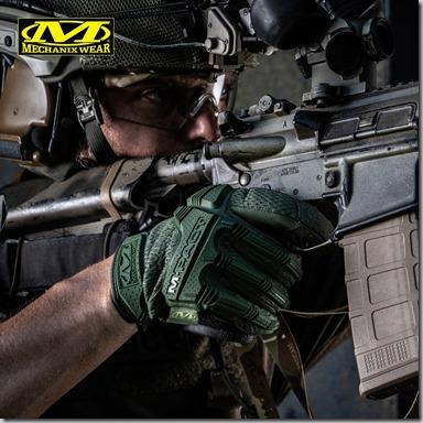 Mechanix Wear M-Pact Gloves Olive Drab insta