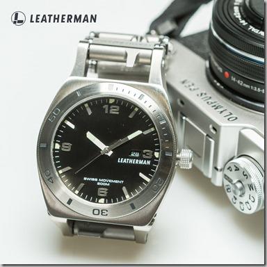 Leatherman Tread Tempo Watch insta