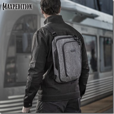Maxpedition Entity 10 Tech Sling Bag Large insta
