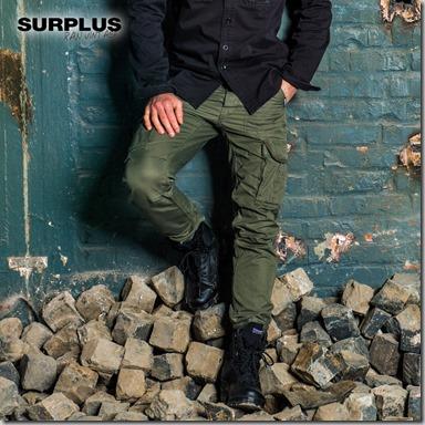 Surplus Premium Slimmy Trousers insta