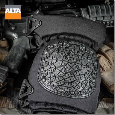 Alta Industries AltaCONTOUR 360 Elbow Pads Vibram Cap AltaGRIP insta