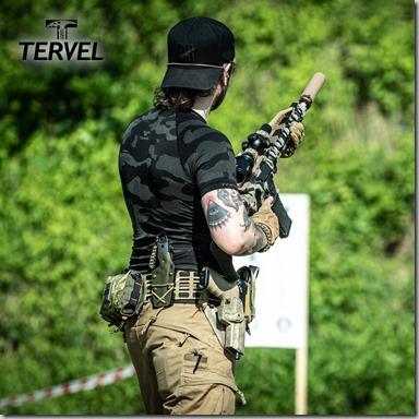 Tervel Optiline Tactical Shirt Short Sleeve insta