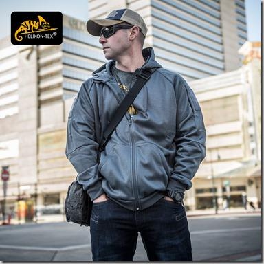 Helikon Urban Tactical Hoodie Full Zip insta