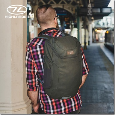 Highlander Bahn 22L Backpack insta