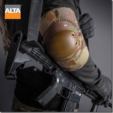 Alta Industries AltaFLEX Elbow Pads AltaLOK insta