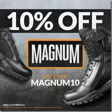 Magnum Sale 2020 Instagram