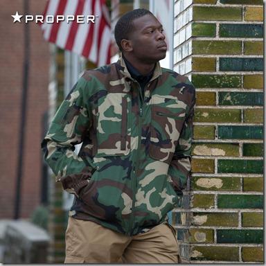Propper BA Softshell Jacket