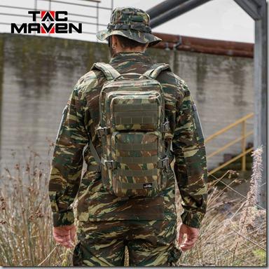 TAC MAVEN Assault Backpack Small insta 2