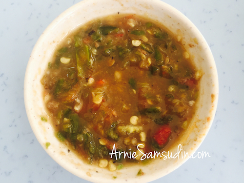 nasi-kukus-boss-sambal-belacan