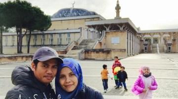 Rome Grand Mosque Masjid Terbesar Di Italy dan Seluruh Eropah