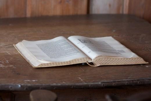 Biblía Lúthers í Wartburg kastala