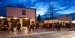Meðmælaganga með trúfrelsi 1. mars 2015