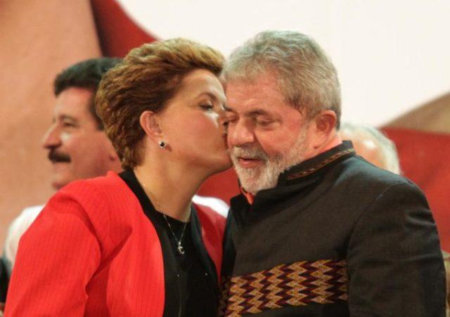 Dilma e Lula visitam Garanhuns Foto Cristiano Mariz Data: 23/07/2010 Local: Garanhuns - PE