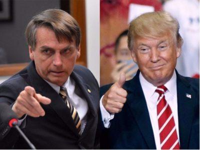As Jornadas, Primaveras, Indignados Pariram Trump, Bolsonaro…