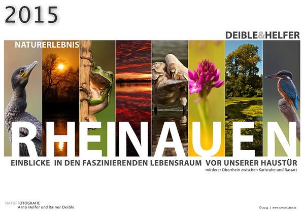 RHEINAUEN-Kalender 2015