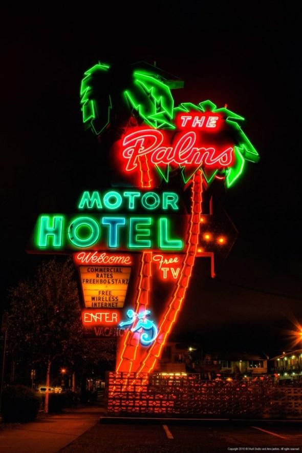 The Palms - Motor Hotel