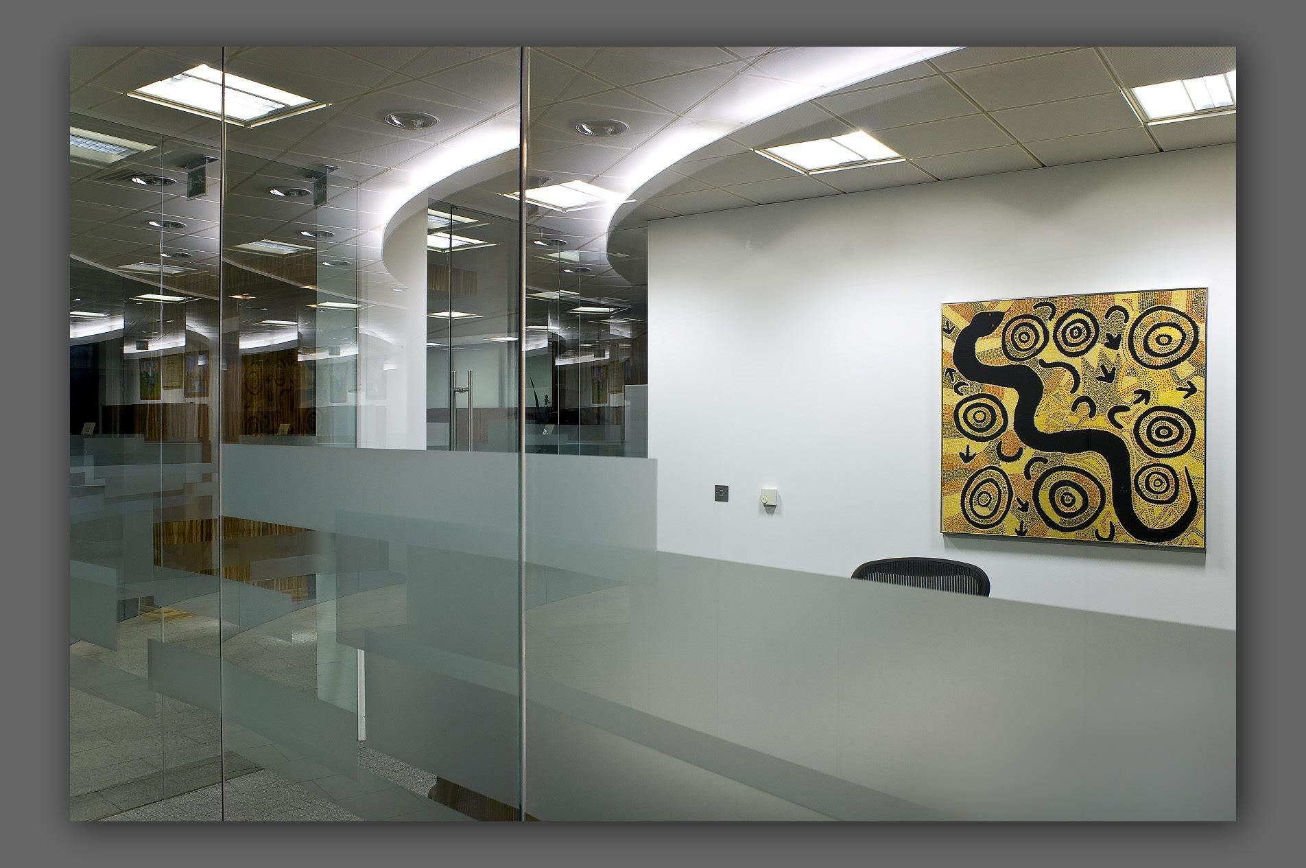 D&G's Australian aboriginal art collection