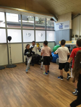 <h5>Boxtraining für Kids von 9 – 12 Jahre</h5><p>Jeden Mittwoch 15:00 - 16:00 Uhr</p>