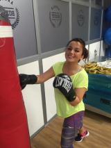 <h5>Boxtraining für Frauen mit MArta Spaci Gjergjaj</h5><p>Montag: 09:30 - 10:30 Uhr, Mittoch 18:30 - 19:30 Uhr, Freitag: 19:30 - 20:30 Uhr</p>