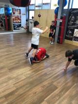 <h5>Training Kinder 9 - 12 Jahre</h5><p>Jeden Mittwoch 15:00 - 16:00 Uhr</p>