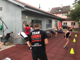 <h5>Outdoor Boxfit Training by Arnold Boxfit 4133 Pratteln</h5><p>Mo, Mi & Fr: 12:00 - 13:00 Uhr, Di & Do: 18:30 - 19:45 Uhr, Fr. 18:00 - 19:15 Uhr, Sa: 10:00 - 11:00 Uhr																																																																																																																																																																																											</p>
