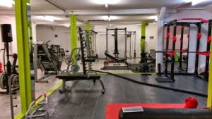Freies Training in Arnold BoxFit Pratteln