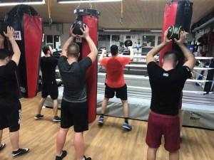 BOXFIT Trainings mit Boxen & Fitness bei Arnold Boxfit 4133 Pratteln