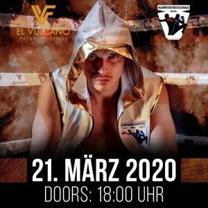 A Night of Boxing VII vom 21.03.2020