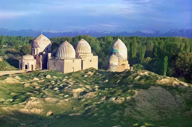 Kompleks cmentarnySzah-i Zinda