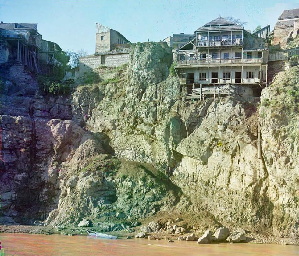 Kolorowe zdjęcia z 1905 roku!  Kolorowe - nie kolorowane! (6/6)