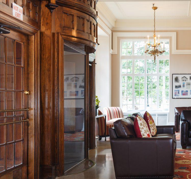 Warwick Vintage Revolving Door