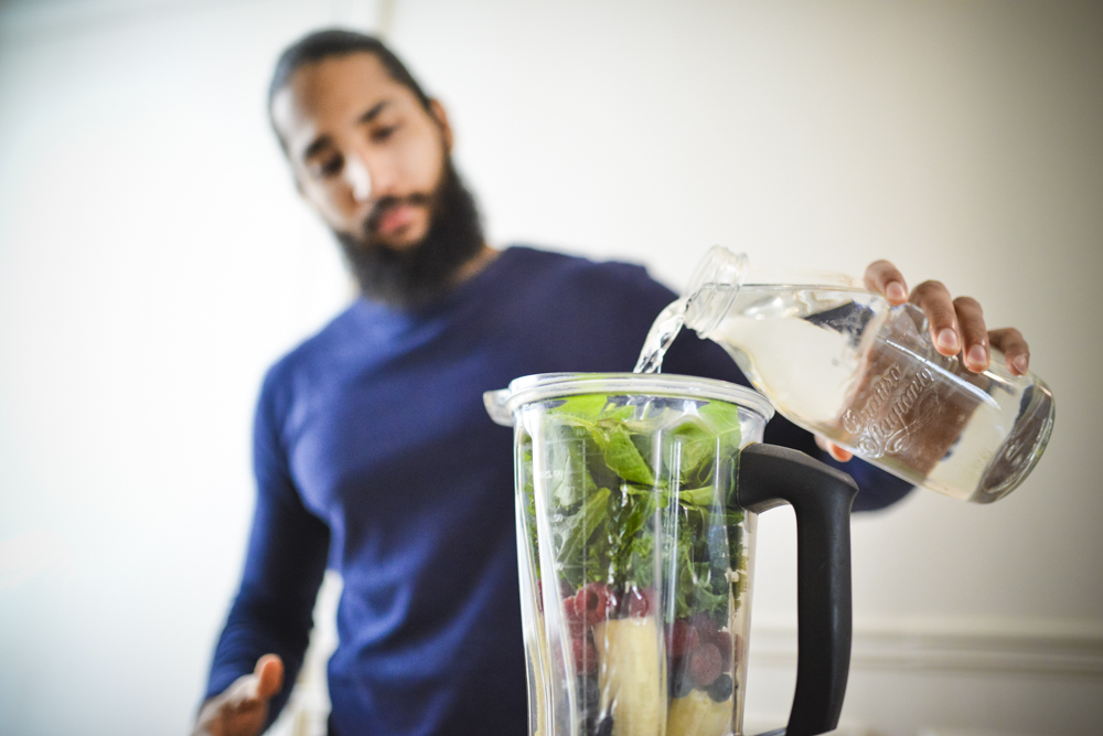 Supercharge Post-Workout Shake - Arnold de Souza