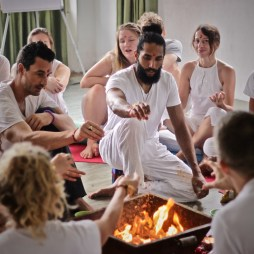 My First Yoga Teacher Training in Rishikesh India