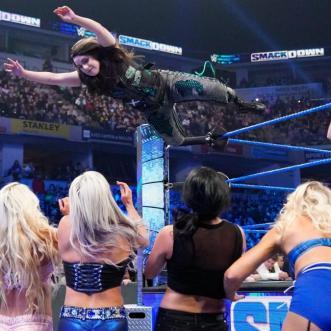 Women of the WWE – October 13-19