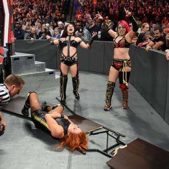 Women of the WWE – December 08-14